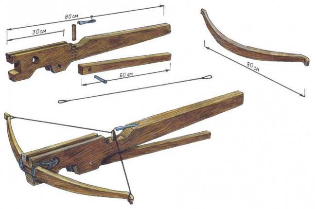 Как сделать мощный лук для охоты
