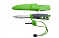 Нож Morakniv Light My Fire Fireknife Green