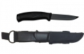 Нож Morakniv Companion Black Blade Tactical